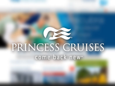 Princess Cruises | Web