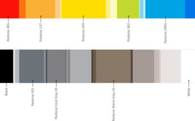 Brand identity style guides de todo el mundo