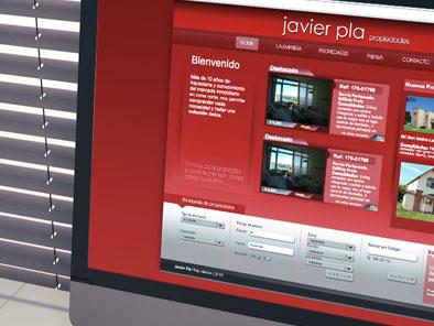 Javier Pla Propiedades | Web