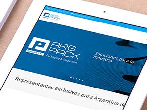 ArgPack | Brand & Web
